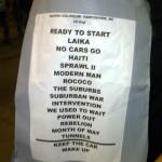 Arcade Fire Setlist, Vancouver