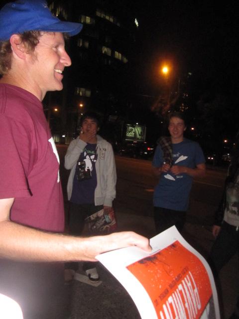 Bob Nastanovich, Pavement, backstagerider.com photo