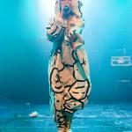 Yo-Landi Vi$$er, Die Antwoord, photo by Kris Krüg