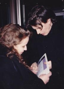 Mikala and John Taylor, 1992