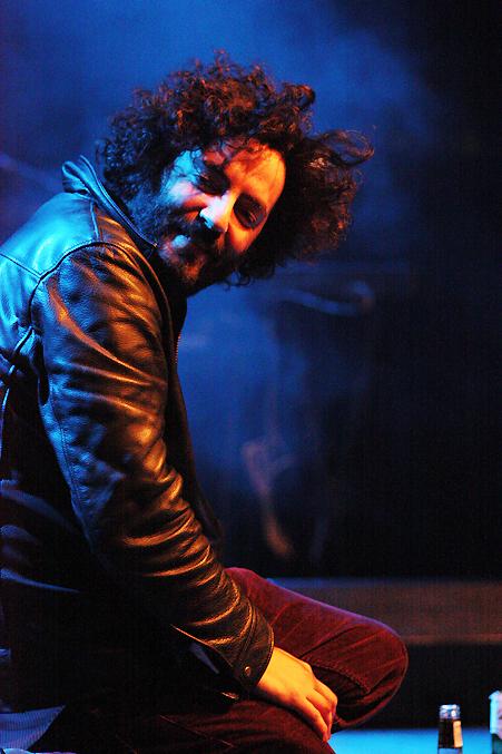 Dan Bejar, Destroyer, pic by Mikala Taylor/backstagerider.com