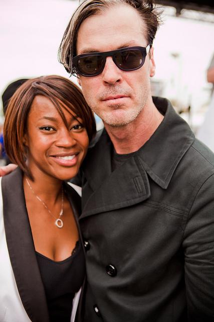 Fitz & the Tantrums at SXSW 2011, pic by Kris Krüg
