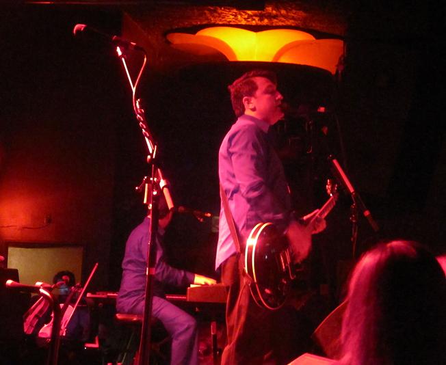 Twilight Singers, Mikala Taylor/backstagerider.com photo