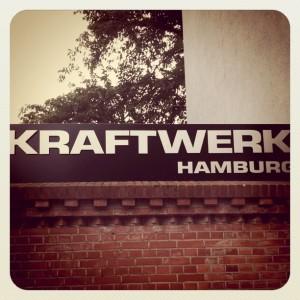 Kraftwerk sign, pic by Mikala Taylor/backstagerider.com