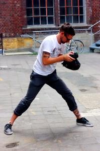 Jens Nordström, pic by Mikala Taylor/backstagerider.com