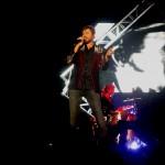 Simon Le Bon, Duran Duran, pic by Mikala Taylor/backstagerider.com