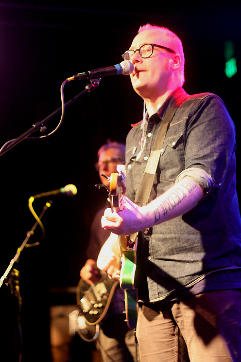 Mike Doughty, pic by Mikala Taylor/backstagerider.com