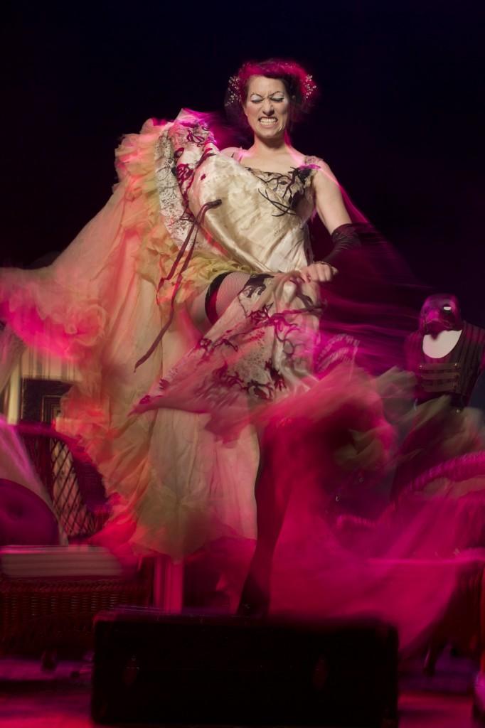 Amanda Palmer, pic by Wayne Höecherl for backstagerider.com