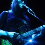 Jenn Wasner, Wye Oak, pic by Mikala Taylor/backstagerider.com
