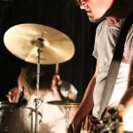 Chris & Hayden, METZ, pic by Mikala Taylor