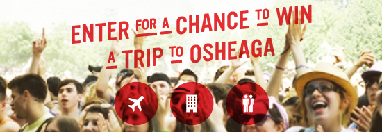 Post image of #MTLMoments: Win VIP weekend in Montreal for Osheaga Festival (and Wanted: Your Montreal Recommendations!)