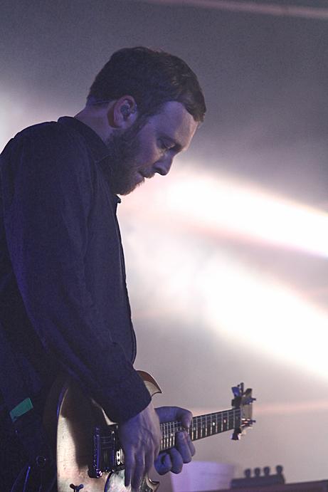 Mogwai, pic by Mikala Folb/backstagerider.com