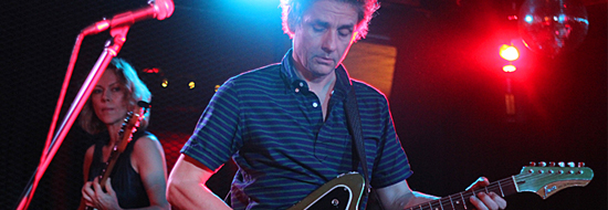 Post image of DEAN WAREHAM: LUNA/GALAXIE 500 goes solo in Vancouver (well, with Britta Phillips, too)