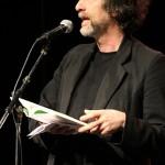 Neil Gaiman, photo by Mikala Folb