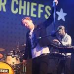 Kaiser Chiefs, photo by Mikala Folb/backstagerider.com
