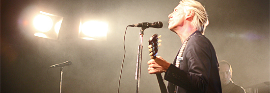 Post image of PAUL WELLER: The Jam's Modfather live in Vancouver (Photos/Review)