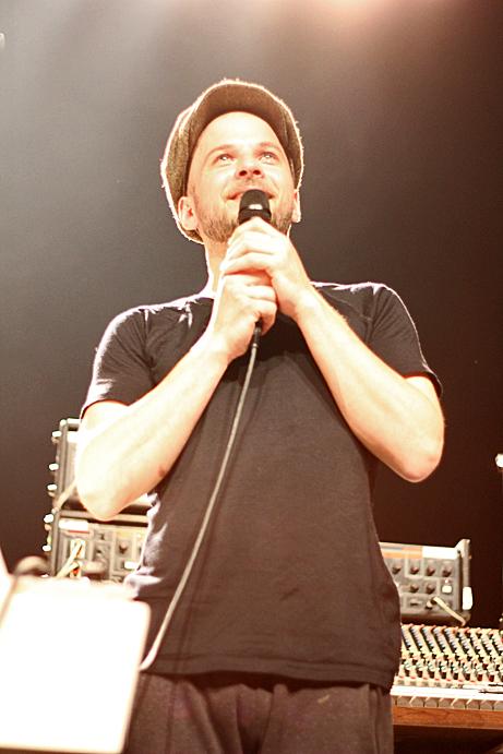 Nils Frahm, photo Mikala Folb/backstagerider.com