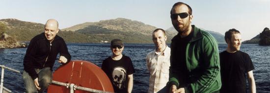 "Post image of Interview with Mogwai's Stuart Braithwaite: ""Harps are nice"""