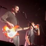 Klaxons, live in London, backstagerider.com photo