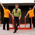 Post thumbnail of Swedish Meatballs: What OK GO's Treadmill Choreographer Did For Fun (And It Involves IKEA)