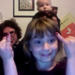 Dinosaur Jr's Lou Barlow, Hannelore and Hendrix, Silverlake, CA