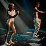 Die Antwoord live in Vancouver, photo by Kris Krüg