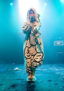 Yo-Landi Vi$er, Die Antwoord, photo by Kris Krüg