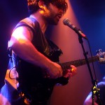 Yannis Philippakis, Foals, backstagerider.com photo