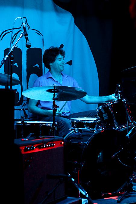 Jon Wurster, Superchunk, backstagerider.com photo
