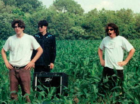 Sebadoh - Lou Barlow, Jason Loewenstein, Bob Fay