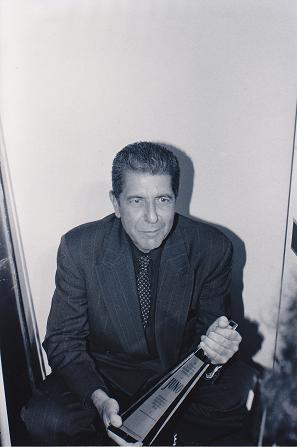 Leonard Cohen at the 1993 Juno Awards