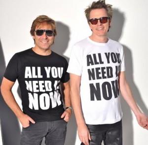 Roger and John Taylor, Duran Duran