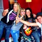 Miss Dee, Kristina, Rosie & Pete, Vancouver, BC