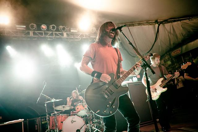 Foo Fighters at SXSW 2011, Kris Krüg photo