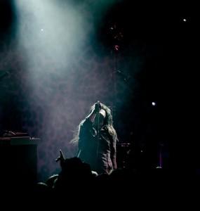 Alison Mosshart, The Kills, pic by Kris Krüg, staticphotography.com