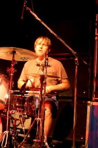 Bob D'Amico, Sebadoh, pic by Mikala Taylor/backstagerider.com