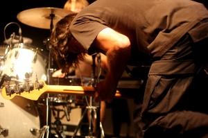 Jason Loewenstein, Sebadoh, pic by Mikala Taylor/backstagerider.com