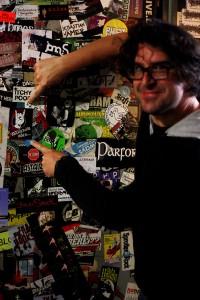 Lou Barlow, Sebadoh, pic by Mikala Taylor/backstagerider.com