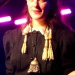 Sari Lightman, Austra, pic by Mikala Taylor/backstagerider.com