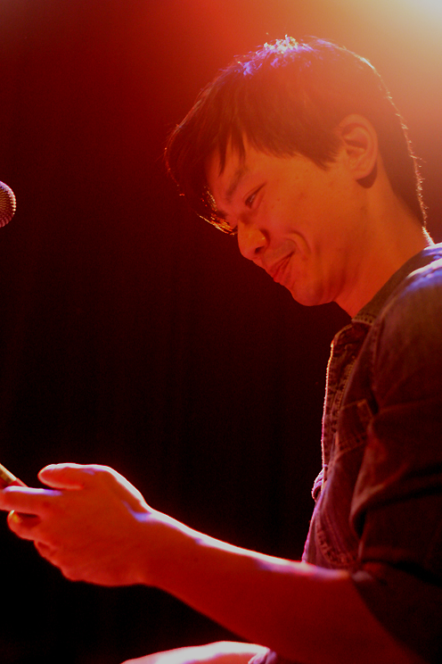 Dan Chen, pic by Mikala Taylor/backstagerider.com