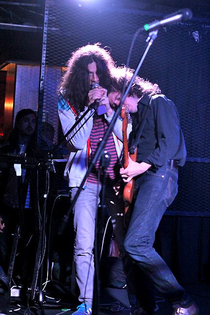 Kurt & Wymo, pic by Mikala Taylor