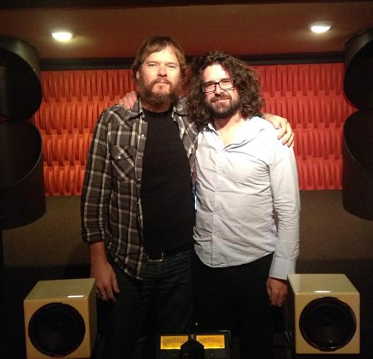 Lou Barlow and Pete Lyman