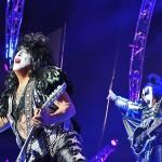 KISS live, photo Mikala Taylor/backstagerider.com
