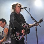 The Cure, photo by Mikala Taylor/backstagerider.com