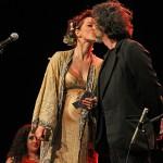 Amanda Palmer and Neil Gaiman, photo by Mikala Folb