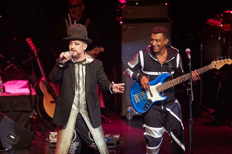 Culture Club, photo by Kevin Statham/River Rock Casino