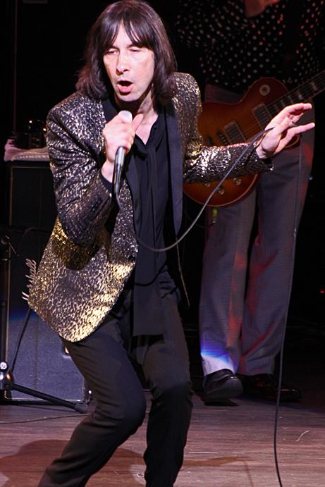 Primal Scream, photo Mikala Folb/backstagerider.com