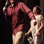 Amanda Palmer and Jason Webley, photo Mikala Folb